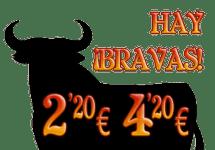 HAY BRAVAS new